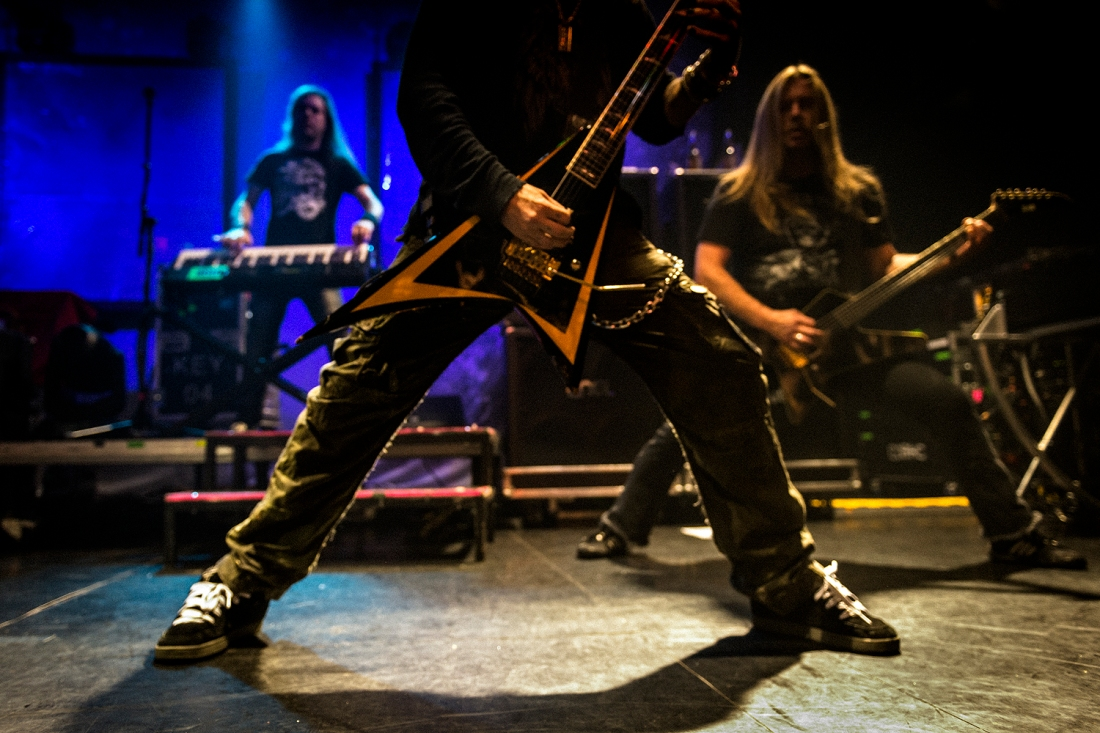 Children of Bodom + Decapitated + Medeia @ Hard Club 01nov2013